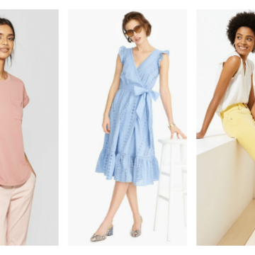 Spring Fashion for Moms