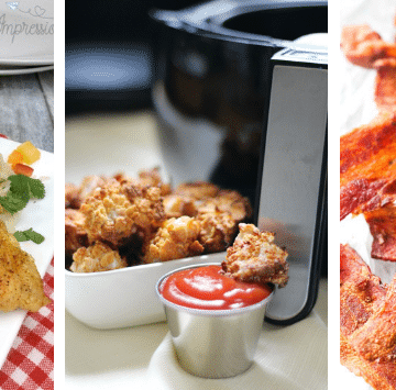 air fryer recipes - easy and best!
