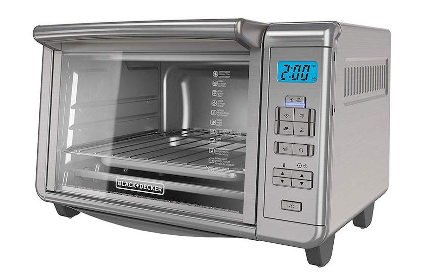 Black and Decker, Cuisinart and Oster Toaster Oven Reviews