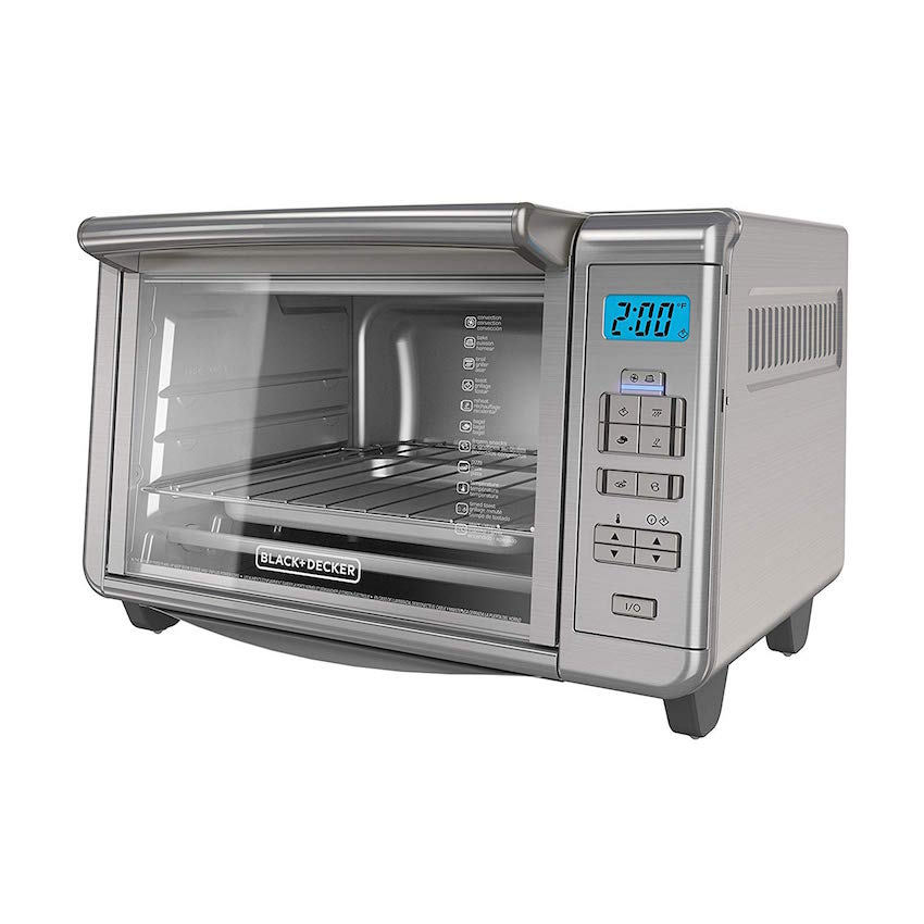 Black + Decker Toaster Oven Review