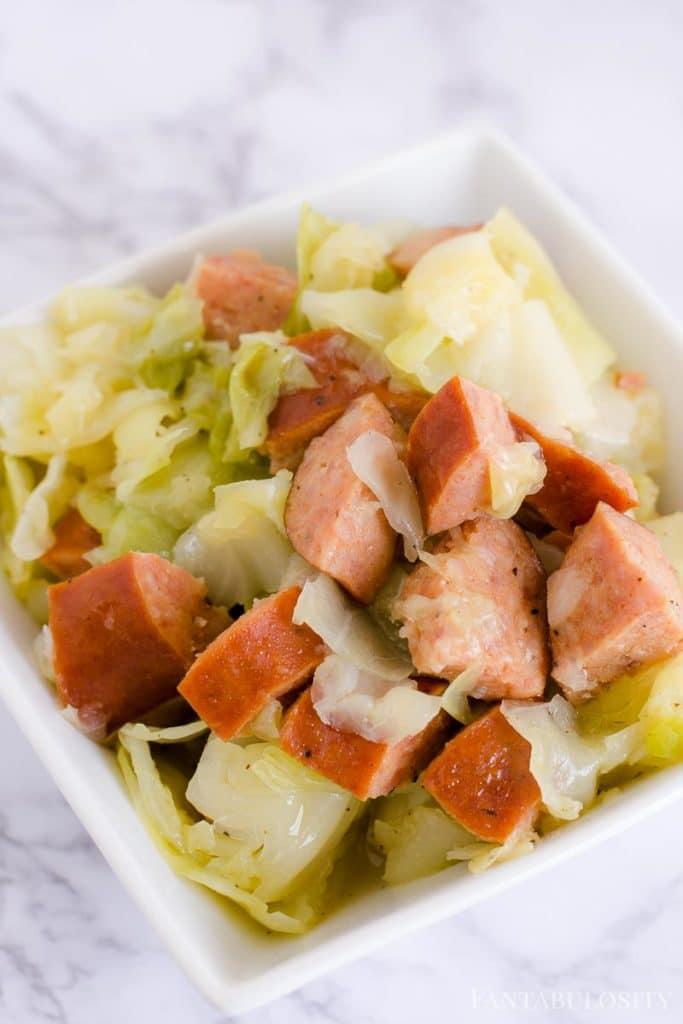 Kielbasa and Cabbage Recipe