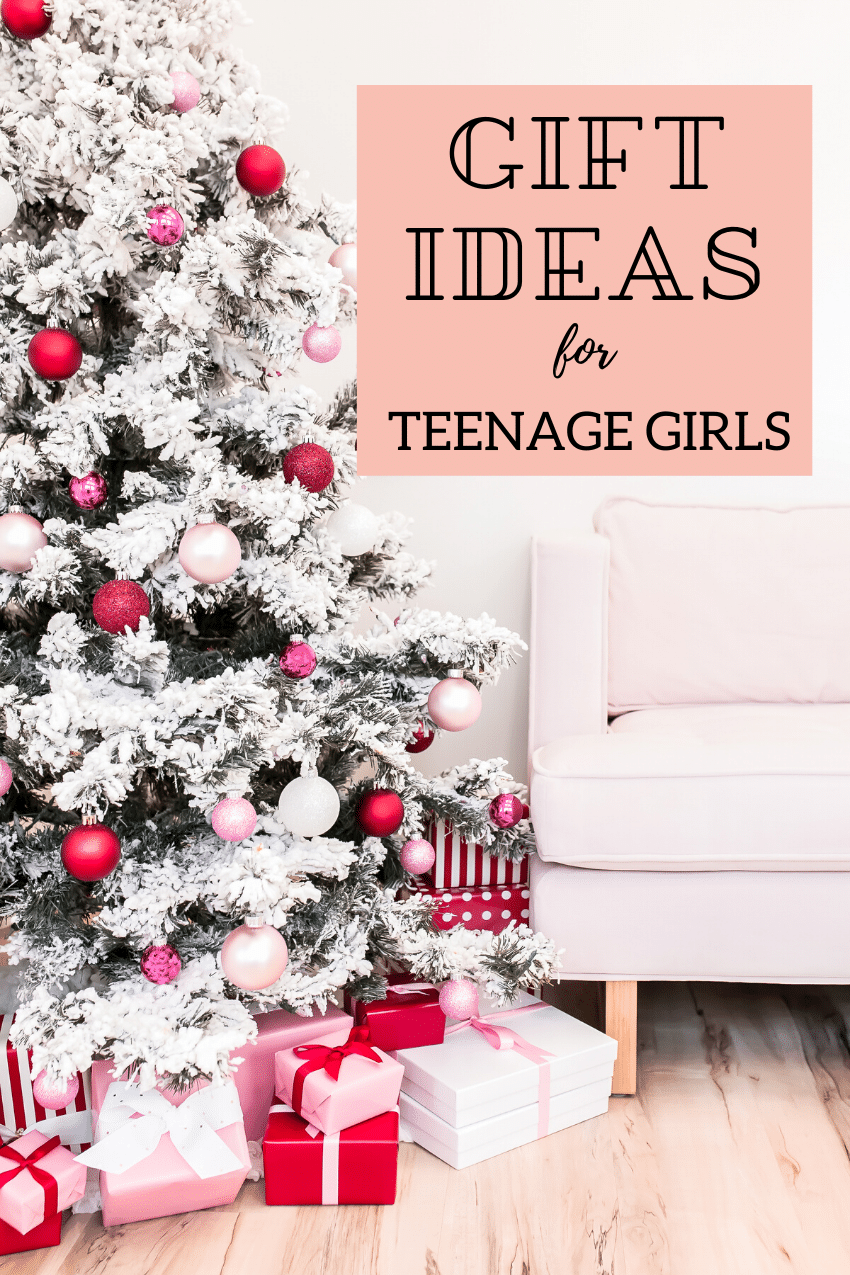 Gift ideas for teenage girls