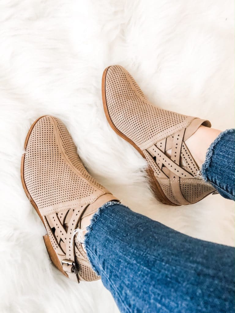 Vince Camuto Booties from Trunk Club