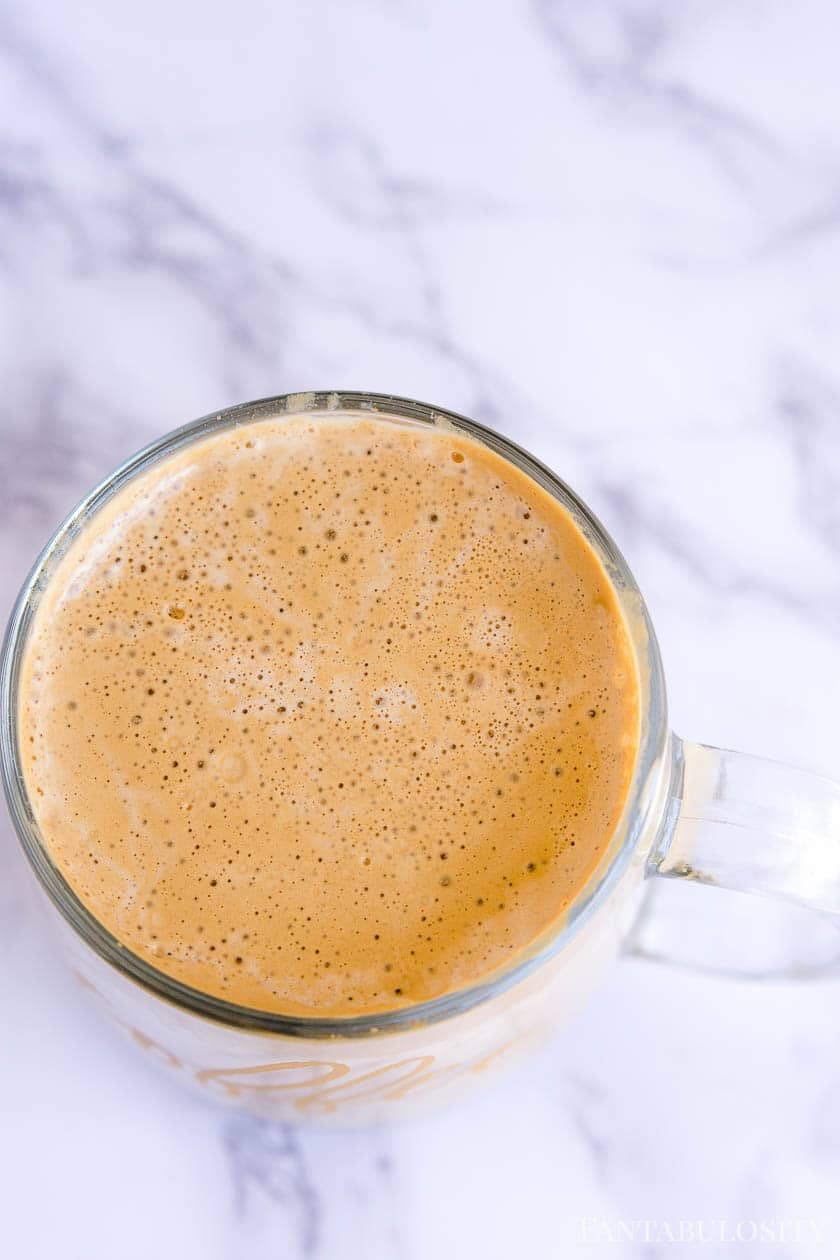 Whipped Coffee Dalgona