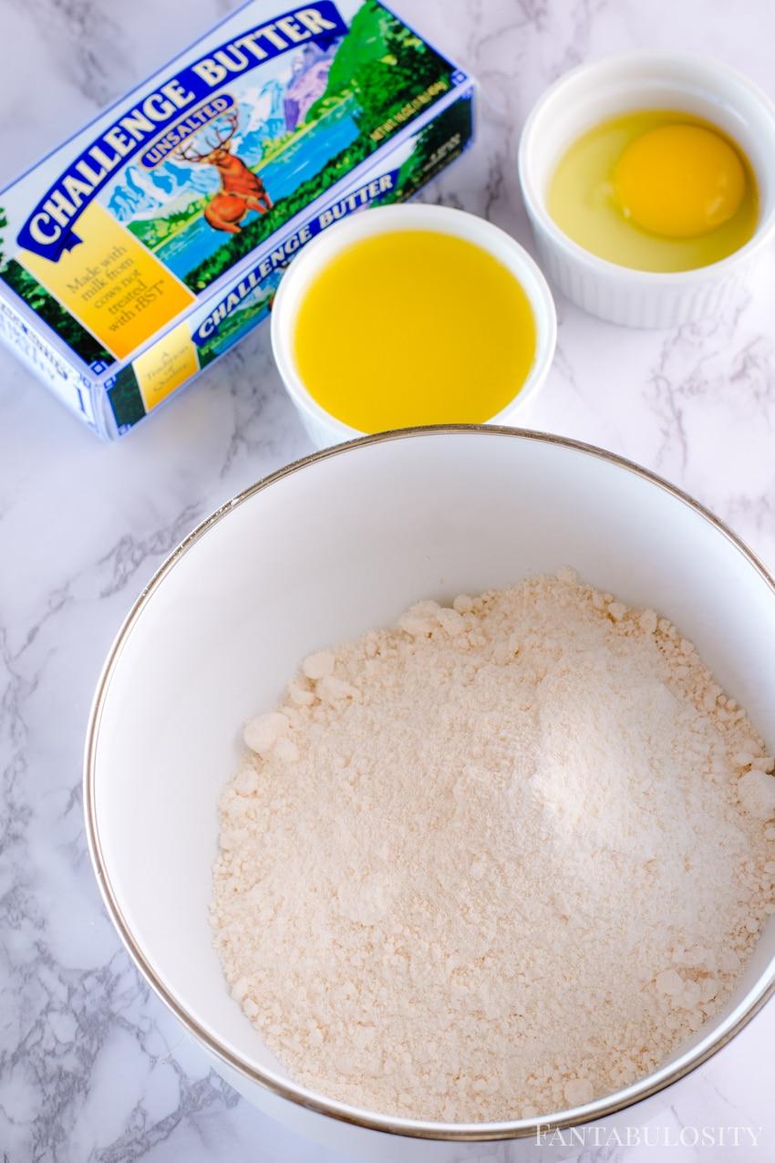 Cake mix gooey butter cake recipe