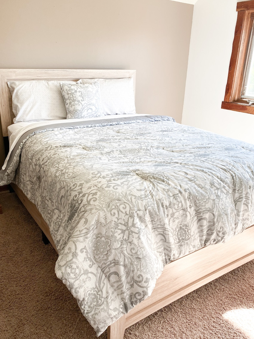 New Farmhouse Bed