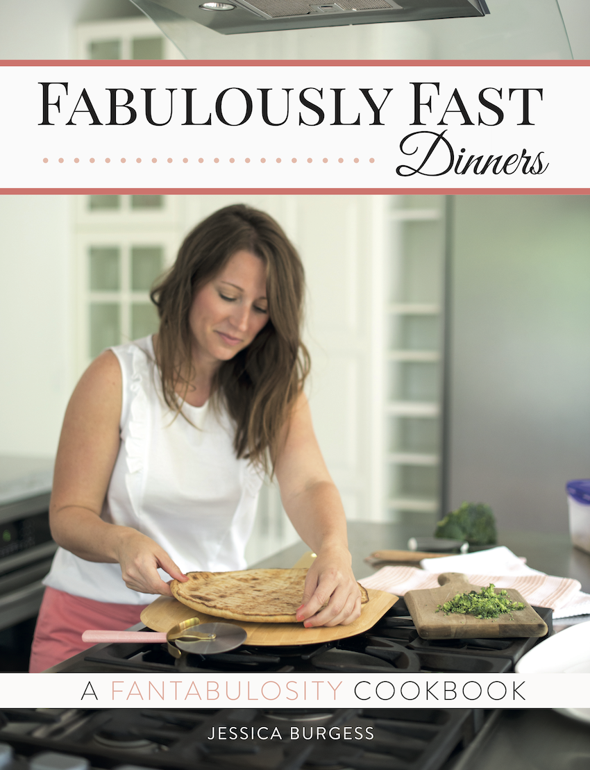 Fabulously Fast Dinners Cookbook