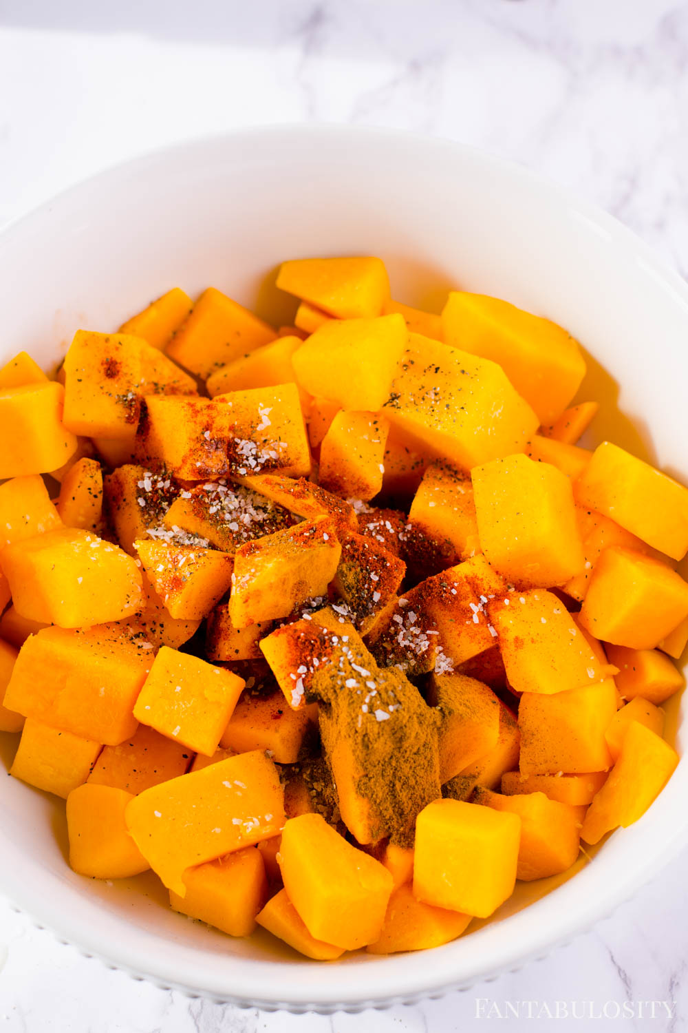 Seasonings for butternut squash in air fryer
