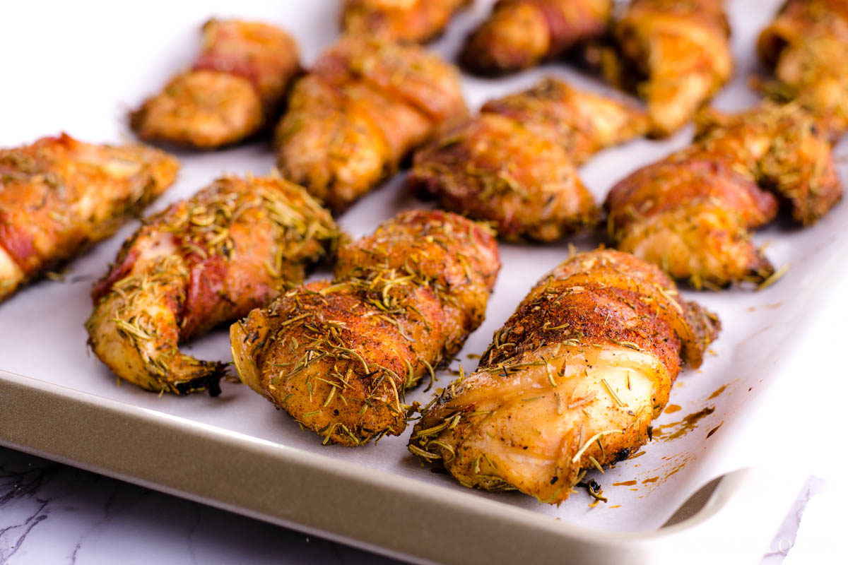 Smoked Chicken Tenders Recipe