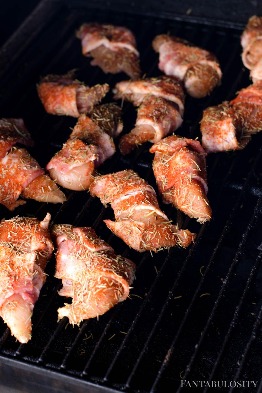 Pellet Smoker Chicken Tenders