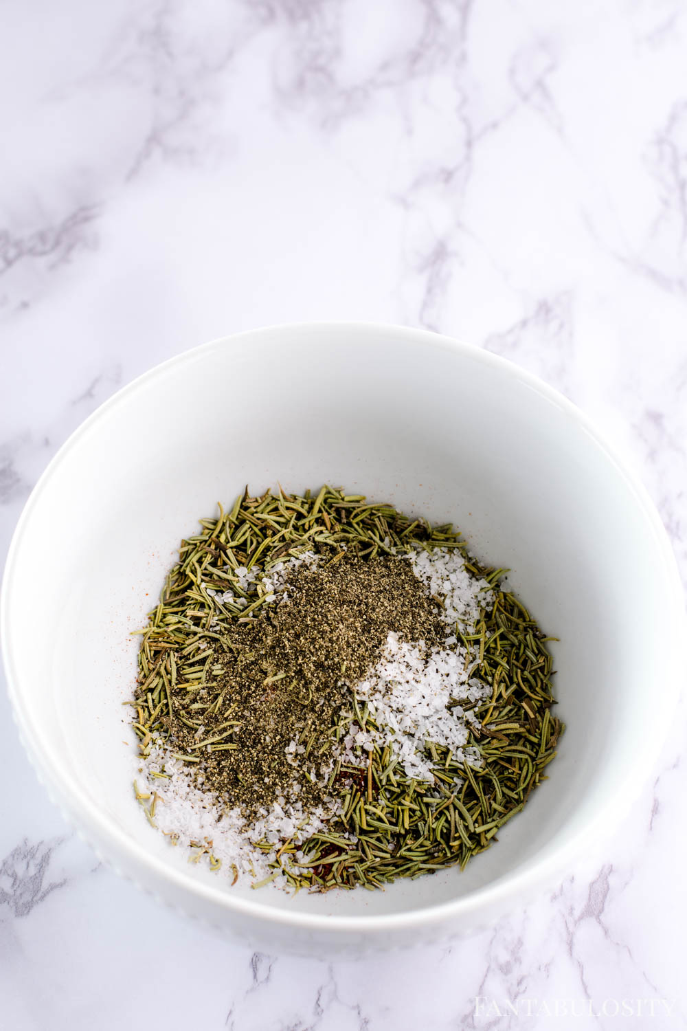 Spice mixture and rub for chicken tenders