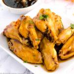 air fryer chicken wings frozen