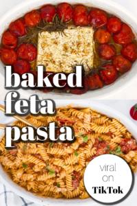 Baked Feta Pasta Recipe from TikTok