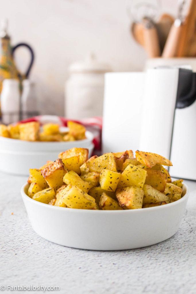 easy breakfast potatoes air fryer