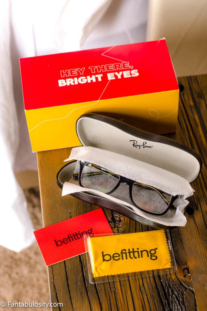 Befitting glasses online for kids