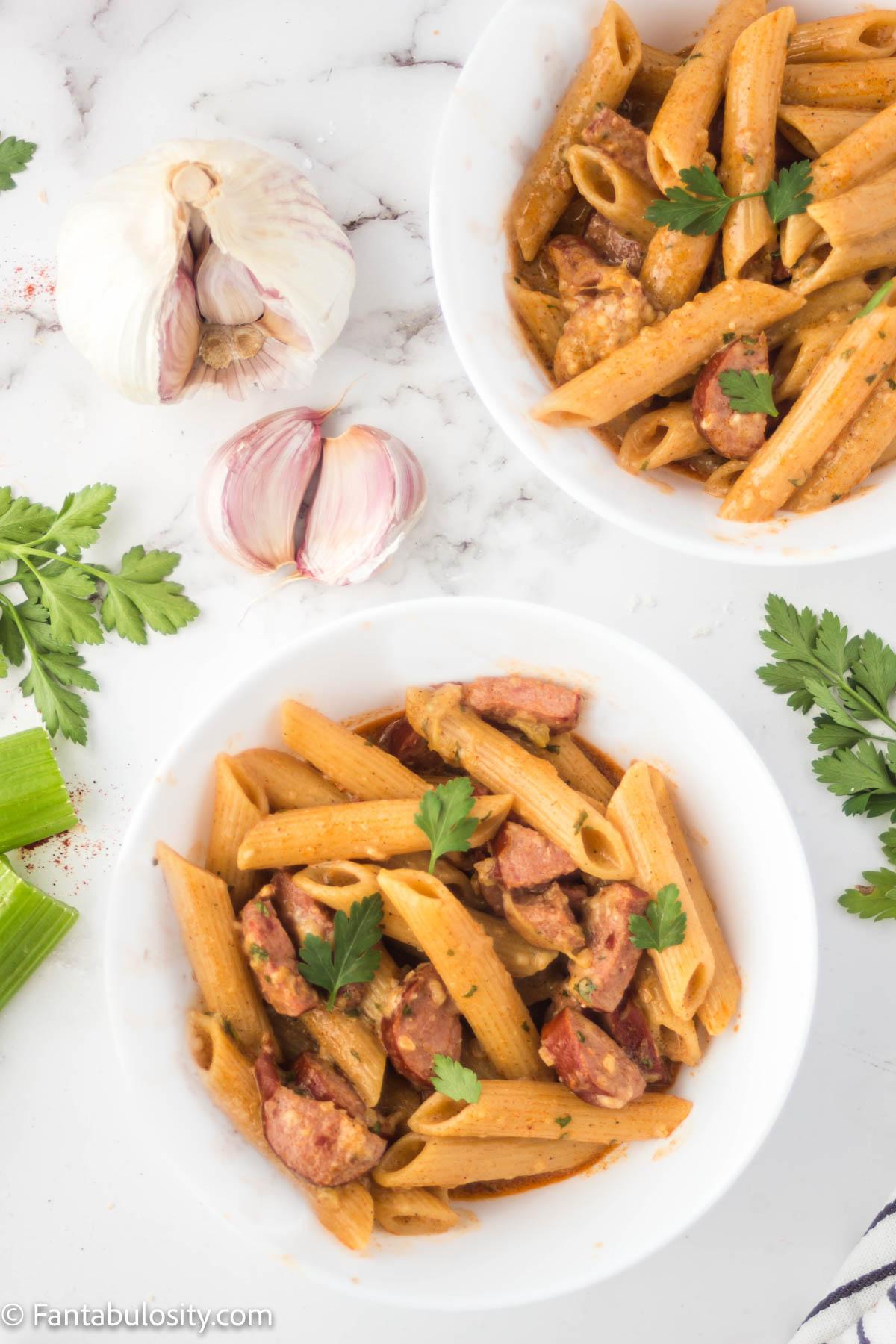 easy Instant pot pasta