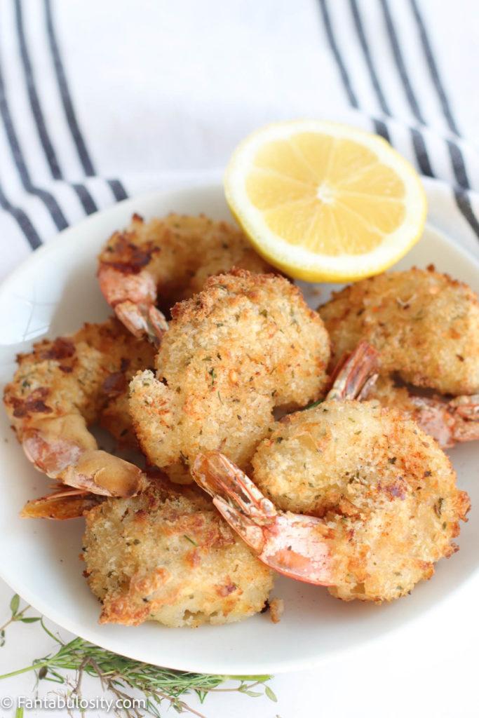 Air fryer fried shrimp recipe