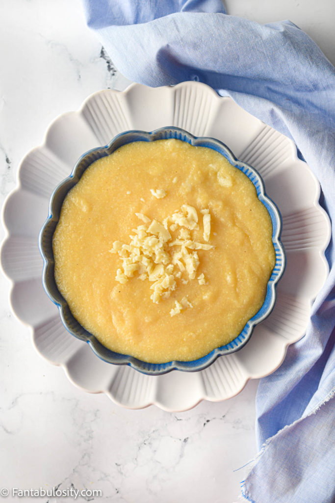 How to make instant pot polenta
