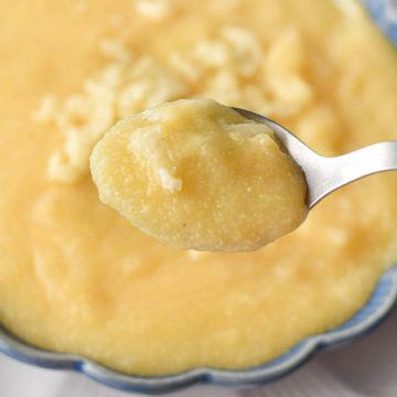 Creamy Instant Pot polenta