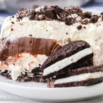 Oreo Dessert - No Bake Recipe