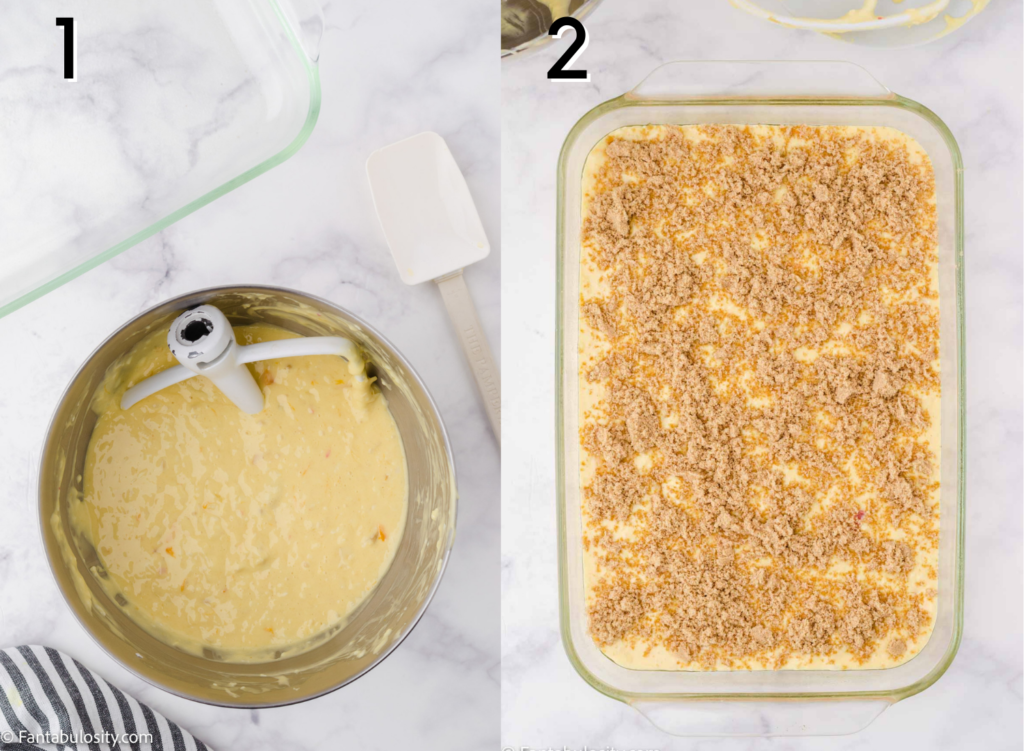 ugly duckling cake instructions