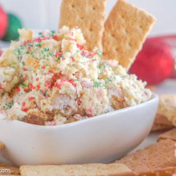 Festive Christmas Dessert Dip