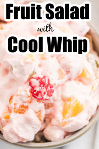 Fruit Salad with Cool Whip