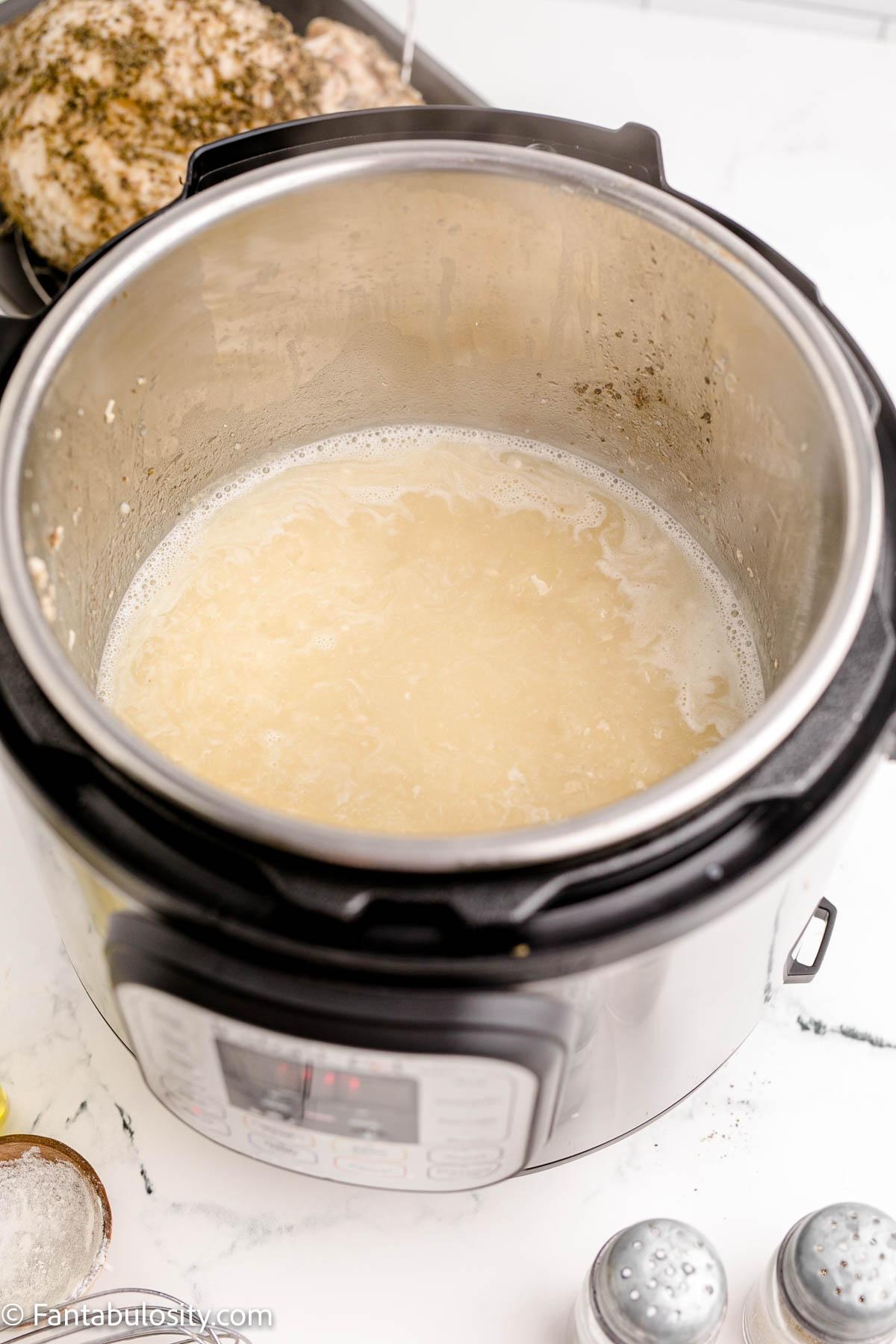 Stir until evenly combined